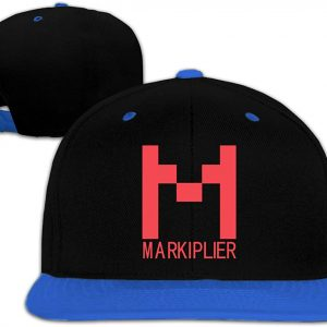 Kids Boys Girls Markiplier Logo Merch Sun Baseball Hat Cap Snapback