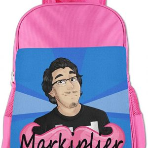 E-Earn Markiplier Kids' Backpack School Bags