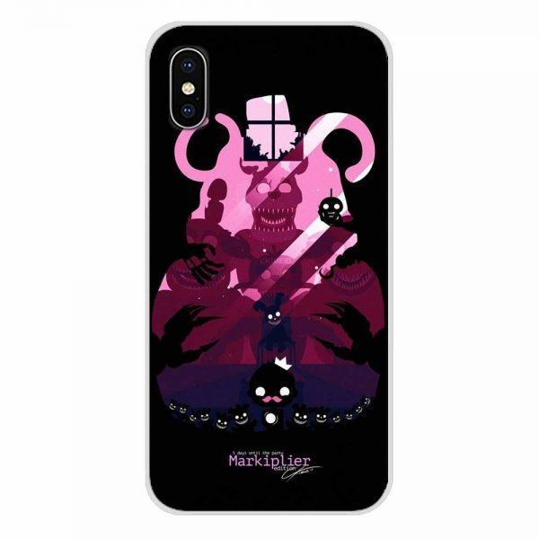 Jacksepticeye Markiplier Accessories Phone Shell Covers