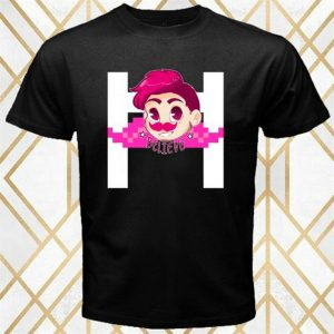 Markiplier Believe Famous Youtuber Logo Men'S Black T-Shirt