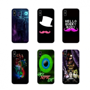 Accessories Phone Cases Covers Jacksepticeye Markiplier