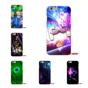 Jacksepticeye Markiplier Accessories Phone Shell Covers For Samsung Galaxy A3 A5 A7 J1 J2 J3
