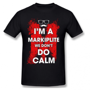Teenage Markiplier Jacksepticeye T-shirt For Men Plus Size