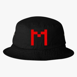 Markiplier Bucket Hat - Embroidery