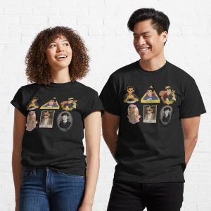 Markiplier and egos Classic T-Shirt